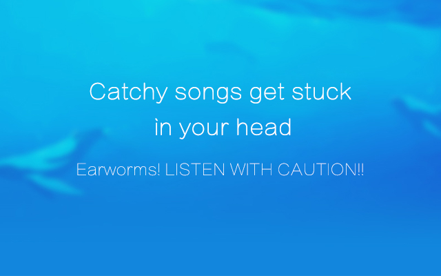 Catchy songs get stuck in your head