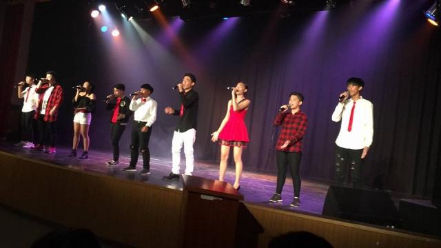 青年高中音樂科Youth Generation人聲樂團-花開fun青春-全臺大串演《最佳人氣獎》網路票選活動平臺