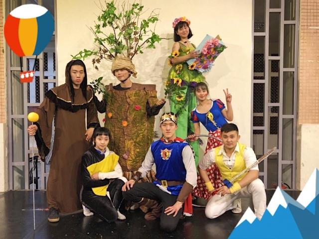 歡樂聯盟表演藝術團-花開fun青春-全臺大串演《最佳人氣獎》網路票選活動平臺