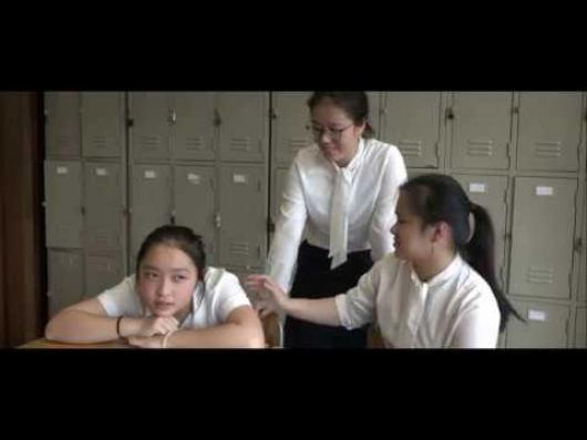 中學組 Secondary School Group 14 : 打破愛滋 由我始 Stop discriminating-「打破愛滋.由我始」2017-2018港澳青年短片創作比賽 中學組投票區