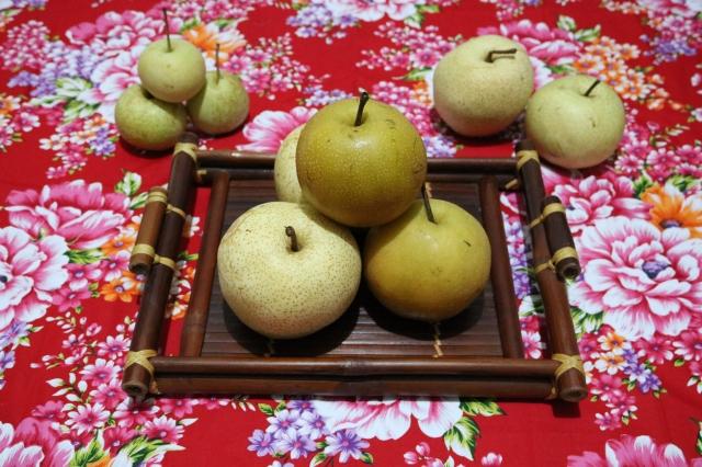 水梨+柑橘果汁 -新埔十大伴手禮票選