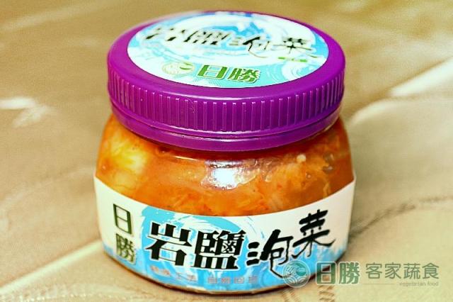 日勝素泡菜+泡菜臭豆腐-新埔十大伴手禮票選