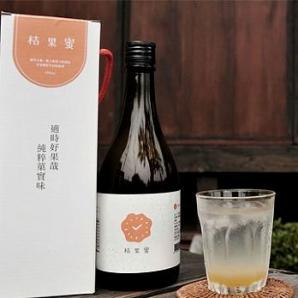 桔香醬油+桔果蜜-新埔十大伴手禮票選