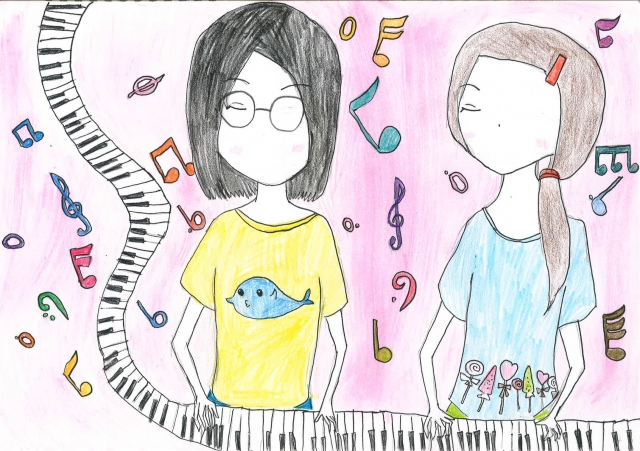 顏無憂 - 樂來樂快樂-曬曬教師節賀卡徵件