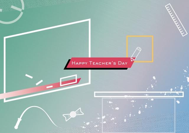 張銘君 - 回憶中的那塊黑板-曬曬教師節賀卡徵件