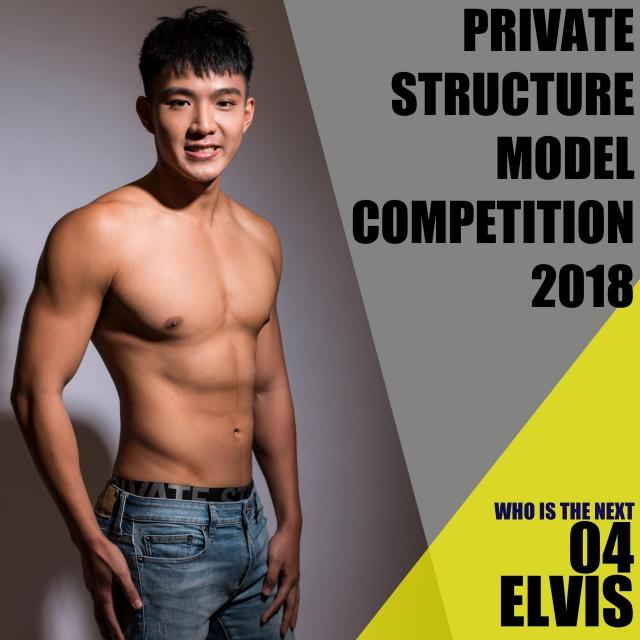 Elvis Lui 呂景燊-Who is the next ? 模特兒選舉 - 第3輪投票