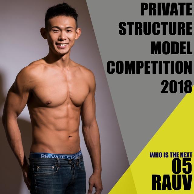 Rauv Chan 陳昊霆-Who is the next ? 模特兒選舉 - 第3輪投票