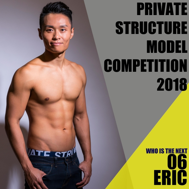 Eric Li 李浩森-Who is the next ? 模特兒選舉 - 第3輪投票
