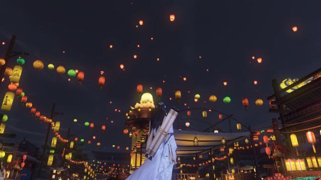 今夜-《天涯明月刀》天涯冬季攝影展