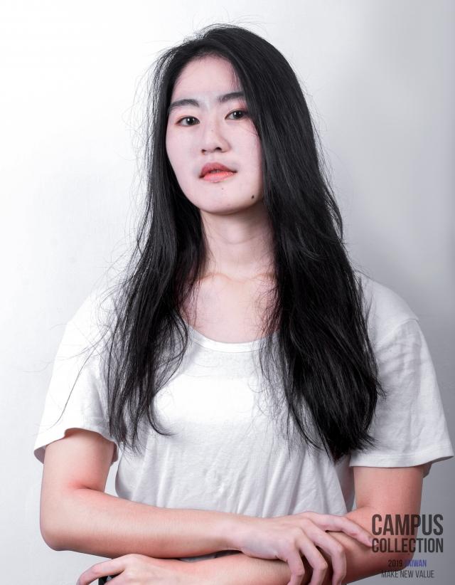 020林怡萱-2019 Campus Collection in Taiwan 選美選帥網路投票