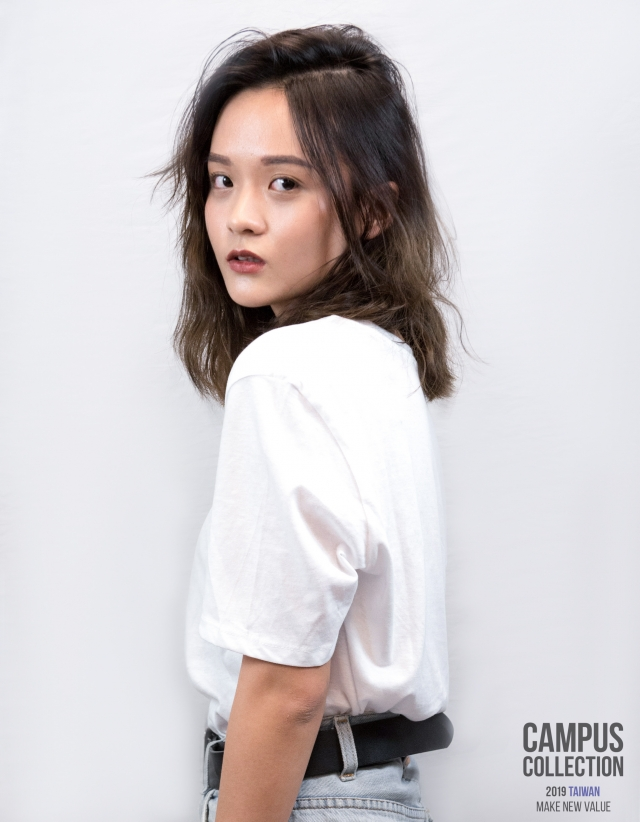 066林劭容-2019 Campus Collection in Taiwan 選美選帥網路投票