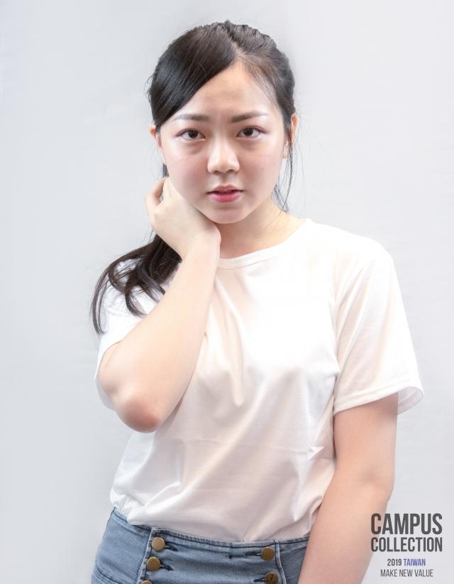 095吳庭瑜-2019 Campus Collection in Taiwan 選美選帥網路投票