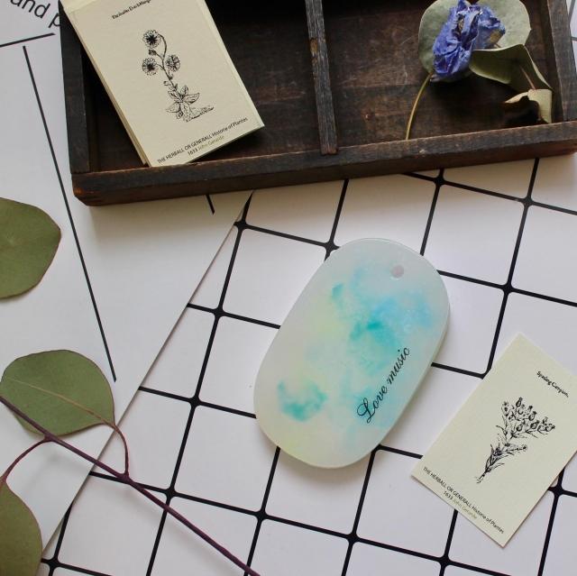 暈染香氛磚-2019手作星勢力 DIY體驗課程設計競賽