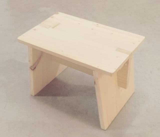 接榫活動椅凳-2019手作星勢力 DIY體驗課程設計競賽