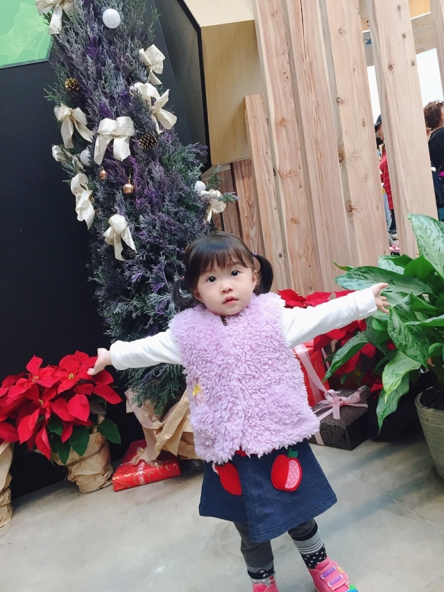 小花朵姐姐-禾禾-興時代之星票選活動
