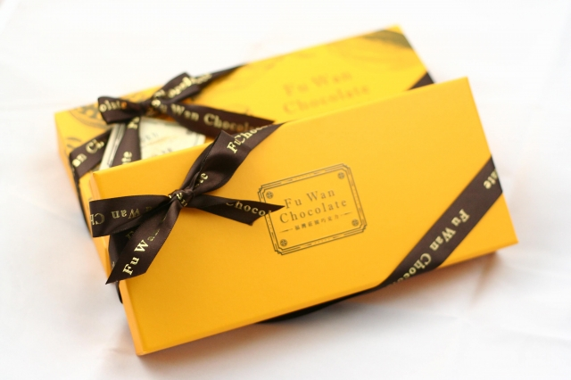 福灣巧克力-有厚禮數─2019屏東伴手禮暨好店徵選