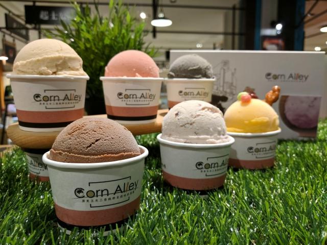 玉米三巷冰淇淋工坊-有厚禮數─2019屏東伴手禮暨好店徵選