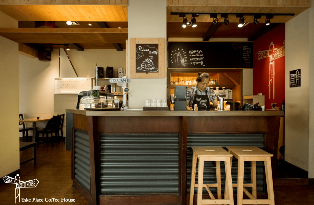 Eske Place Coffee House-有厚禮數─2019屏東伴手禮暨好店徵選