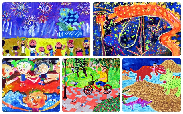 育成基金會 - 第11屆繪畫比賽 「網路人氣王」 票選活動~有抽獎機會