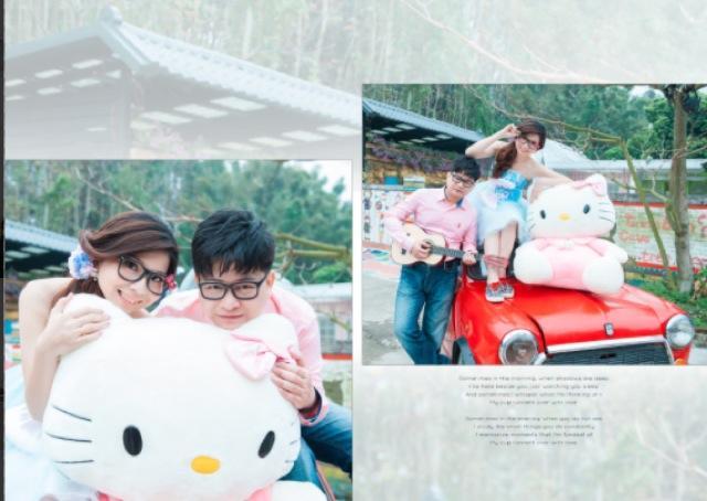 屬於Kitty的婚紗-Hello Kitty 45th 《Hello Kitty&我的珍藏回憶》募集票選活動