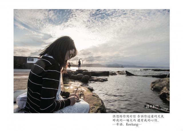 編號70_李偲寧-【幫基隆向世界說HI】公眾創意明信片 網路人氣獎之民眾票選