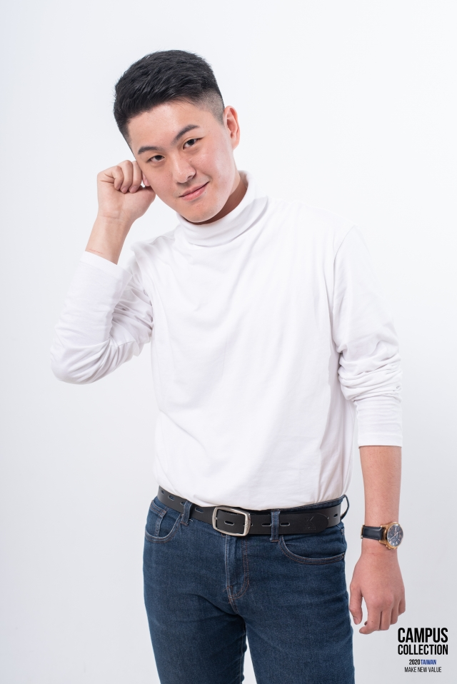 Mr. CC候選人-Campus Collection 2020 Taiwan MCC人氣票選活動