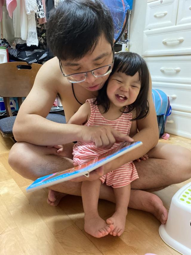 糖糖生活online-Taitung Dads阿爸育兒日常攝影展-網路人氣王票選