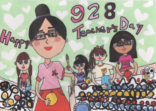 林宥汝-《2020 共響教師節》徵件票選活動