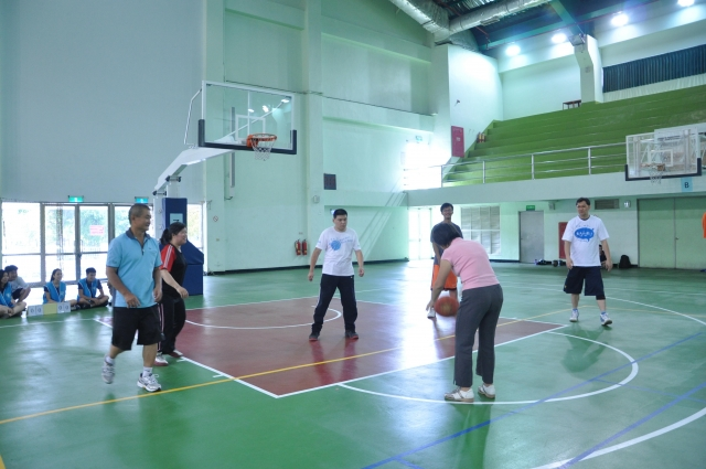 每一次的籃球練習-籃得好天天-籃得有你影像回顧展