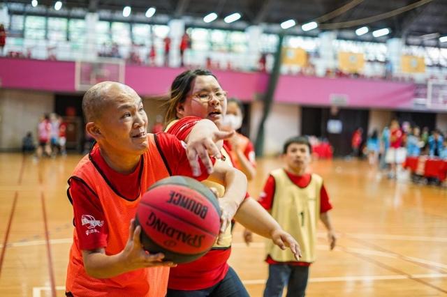 籃球競技的身影-籃得好天天-籃得有你影像回顧展