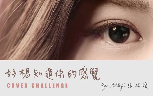 Ashley C.張祺璦-《璦勢力》Cover Challenge 網路歌唱大賽
